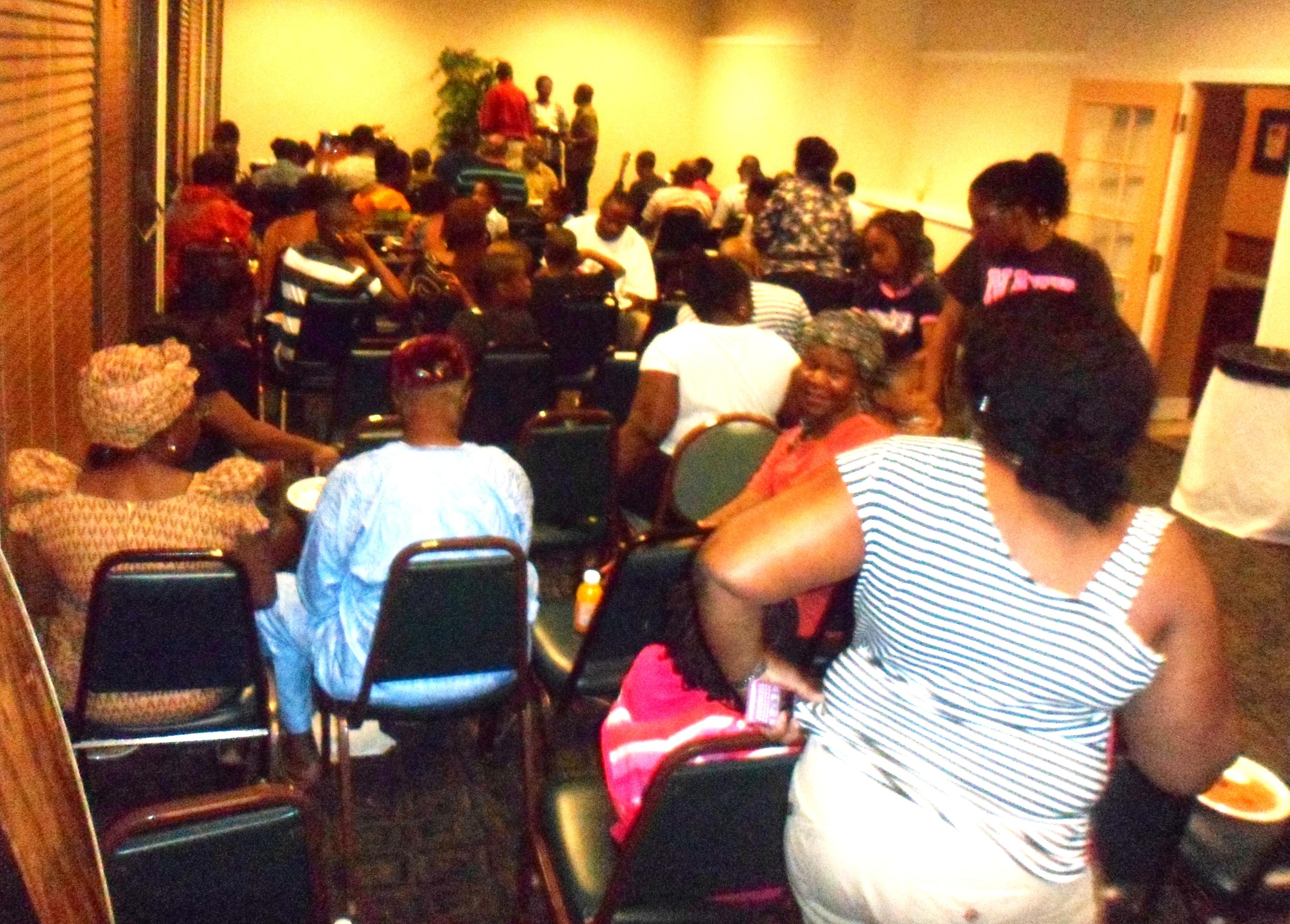 Praise Worship at ECWA