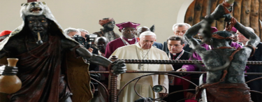 African Pilgrims Pour into Uganda for Martyrs Day