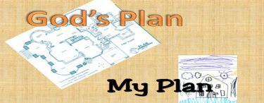 Permalink to:When God's Plan Seems Crazy