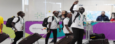 Permalink to:Living Lutheran: From South Sudan to the Olympics