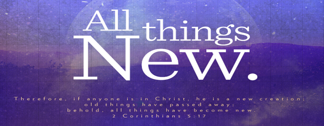 A New Year, New Beginnings for the Christian Steward
