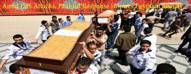Permalink to:Amid ISIS Attacks, Faithful Response Inspires Egyptian Society