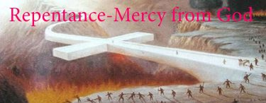 Permalink to:Repentance-Mercy from God