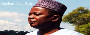 Stephen Panya Dabo Baba