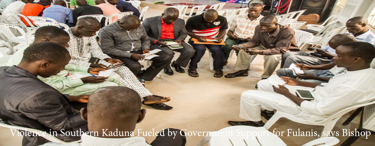 Violence in Southern Kaduna Fueled by Government Support for Fulanis, says Bishop