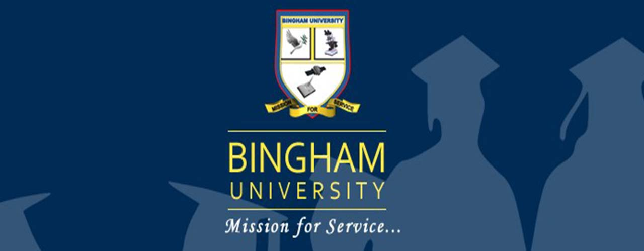 Bingham University:  Transform a person into Knowledge and skills driven, Christ centered Individual