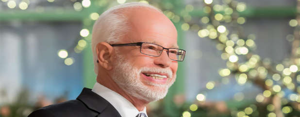 Jim Bakker's Powerful Story Embodies God's Redemptive and Merciful Love