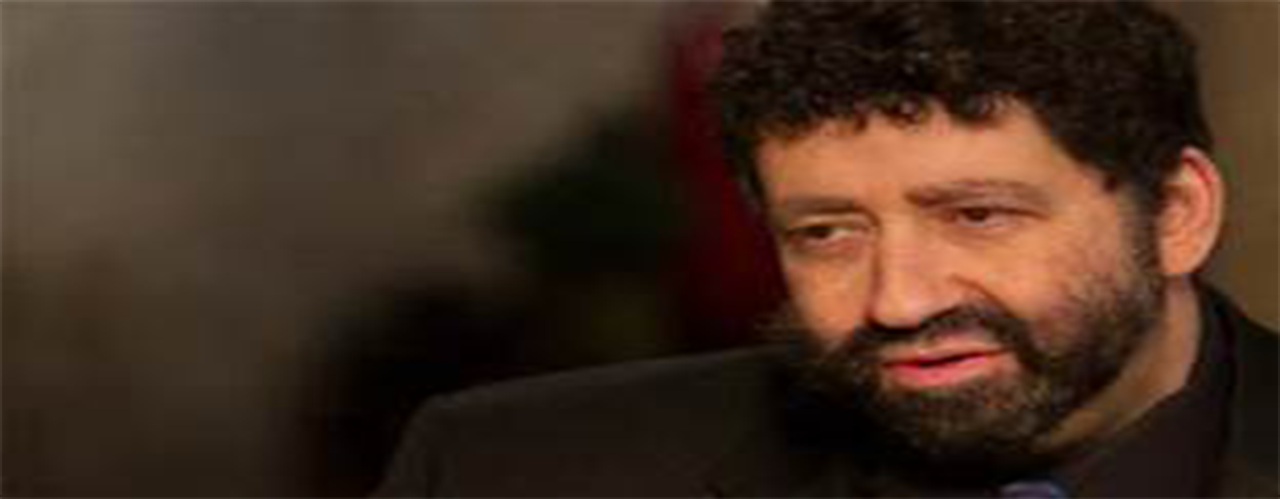 Jonathan Cahn -These Are the Days of the Prophets
