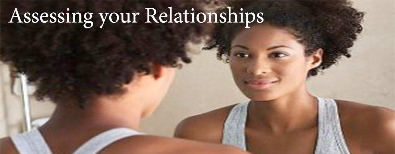 Assessing your Relationships