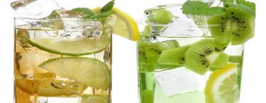 Beverage Calorie Comparison Chart