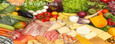 Permalink to:Preventing Weight Gain
