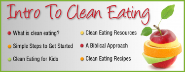 Permalink to:9 Ways to Eat Clean
