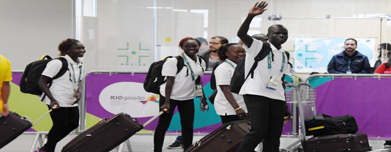 Living Lutheran: From South Sudan to the Olympics