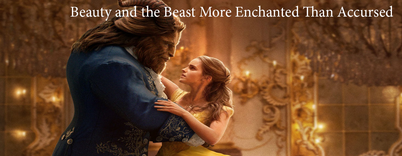 Beauty and the Beast More Enchanted Than Accursed