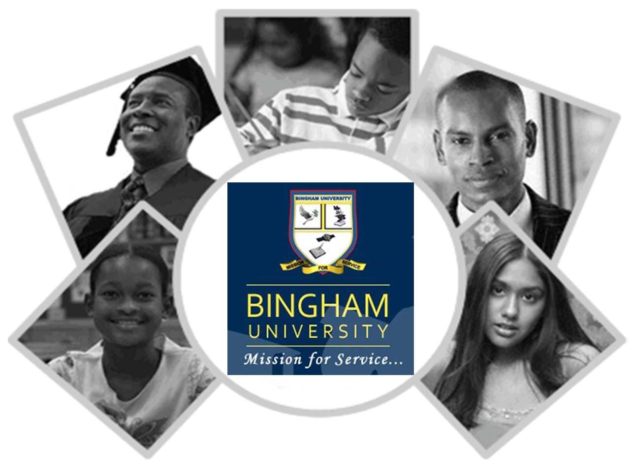 Bingham University, Karu