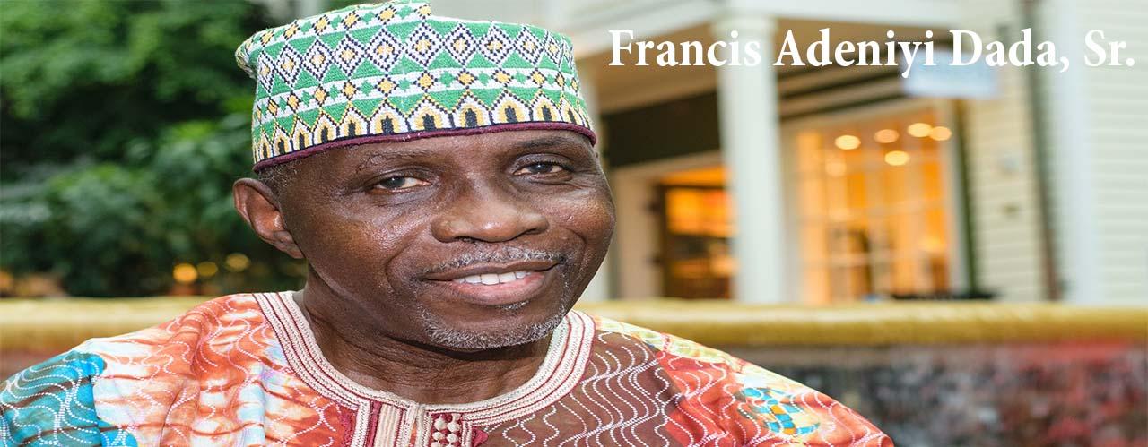 Francis Adeniyi Dada, Sr.