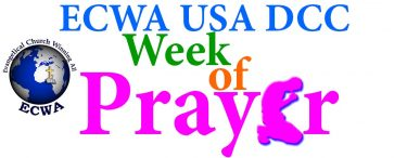ECWA USA DCC Week of Prayer