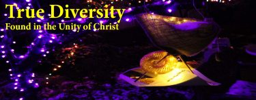 True Diversity Found in the Unity of Christ
