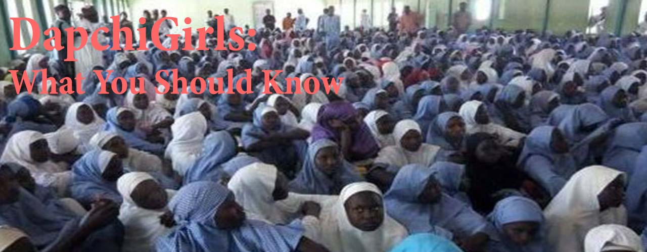 DapchiGirls: What You Should Know
