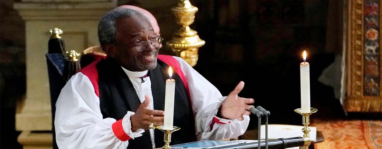 How Royal Wedding preacher Michael Curry's late grandmother inspired that epic sermon