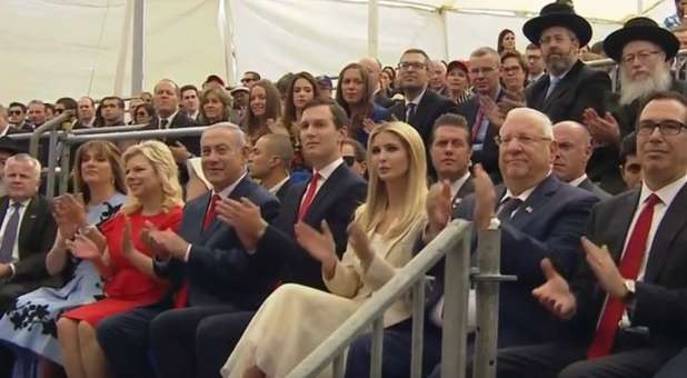 Trump Fulfills His Promise to Support Israel in What Many See as a Prophetic Event