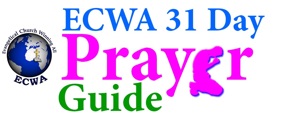 A 31 Day Prayer Guide For Evangelical Church Winning All (ECWA)