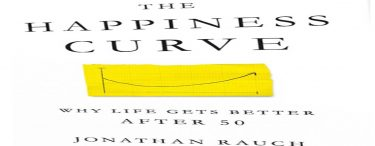 'The Happiness Curve' Proves Life Gets Better After 50