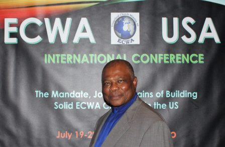 Rev. Joseph Ezeigbo