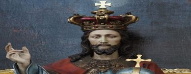 As Thrones Before Him Fall- Christ Is Our King