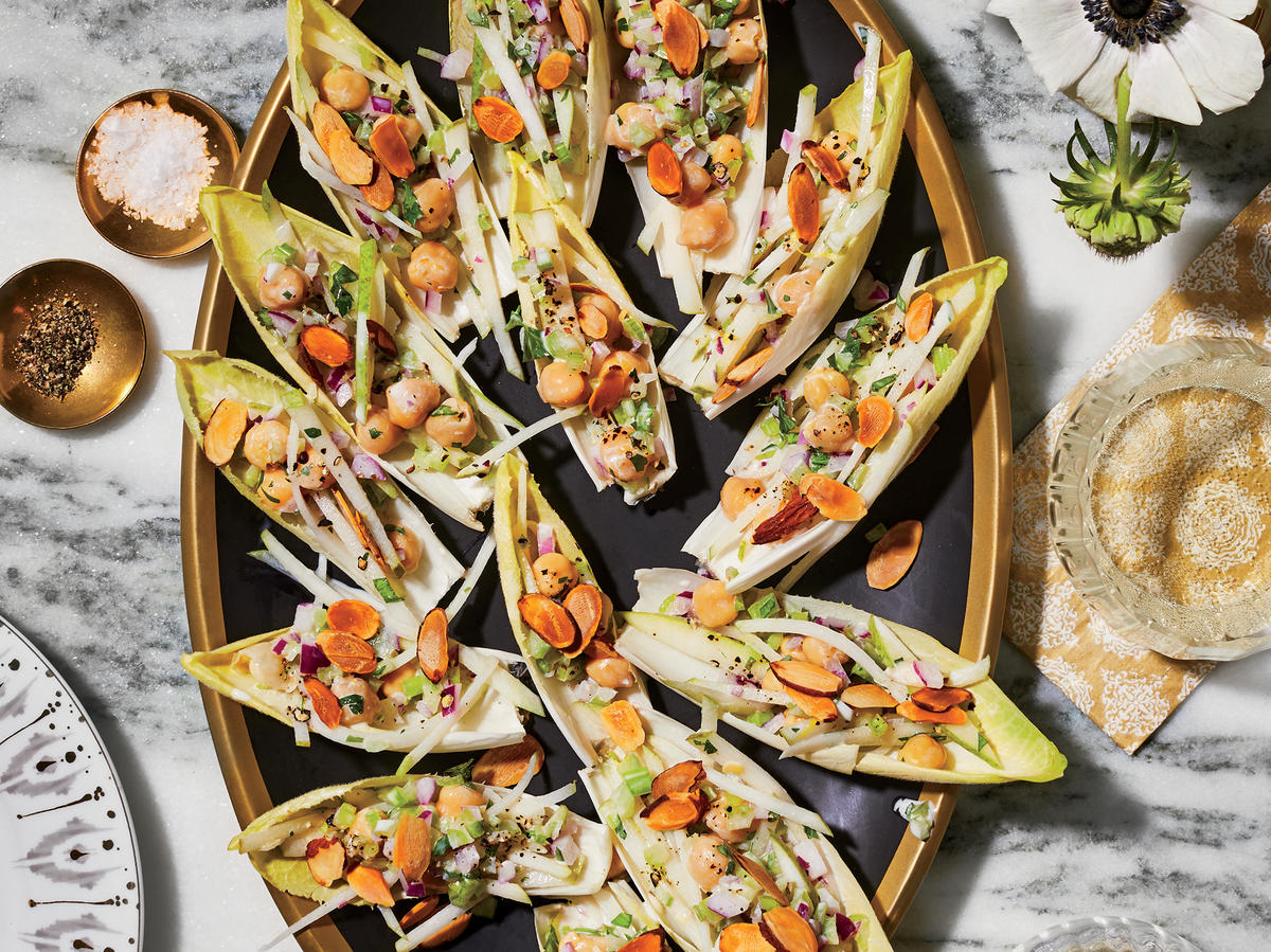 Images: Cooking Light, Chickpea Salad Boats