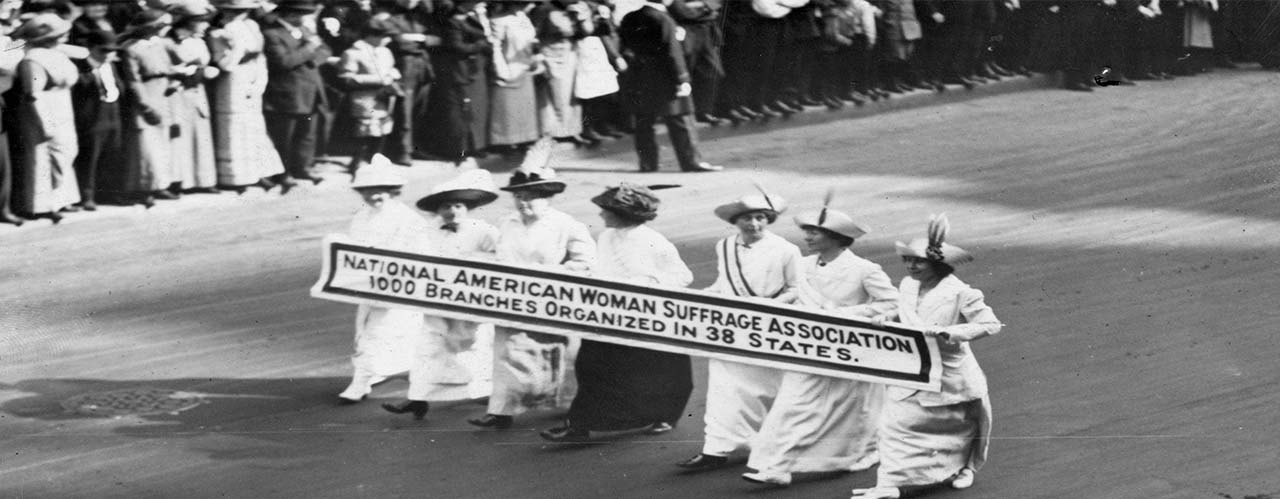 A Brief History of Women's Rights Movements in America