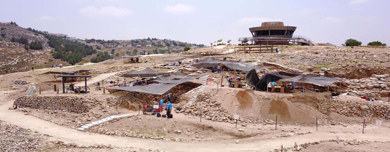 Archaeologists Dig Up Authentic Biblical Artifacts at Ancient City of Shiloh