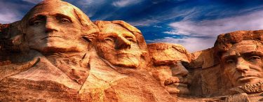 Mount Rushmore Sculpture Monument Landmark