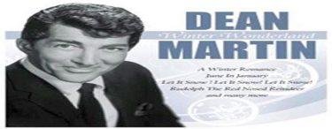 Walking In A Winter Wonderland – Dean Martin