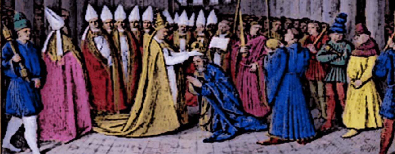Christianity Thrives Under The Carolingian Empire (732-814)