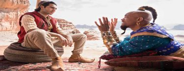 Magic Carpet Ride! Here's When Aladdin Hits Theaters