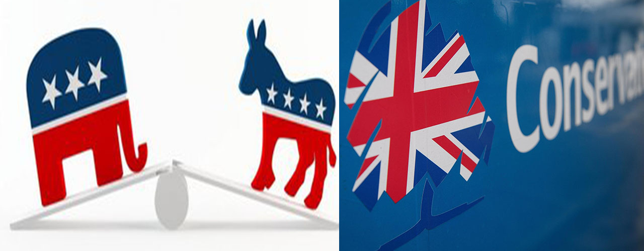 'Two-Party System' Fraying in Both UK and US