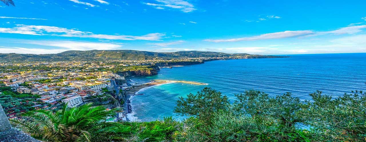 The Sorrento Peninsula