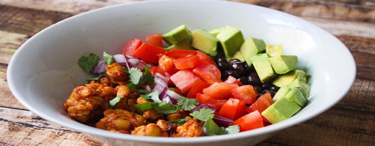 A Complete Vegan Meal Plan and Sample Menu