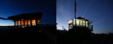 Sleeping on Air: Oregon's Fire Lookout Towers Offer View Rooms for Rent