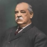 22. Grover Cleveland