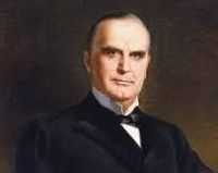 25. William McKinley