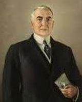 29. Warren G. Harding