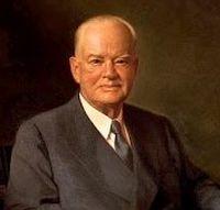 31. Herbert C. Hoover
