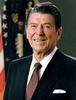 40. Ronald W. Reagan