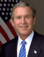 43. George W. Bush