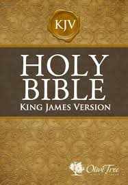 The King James Bible.