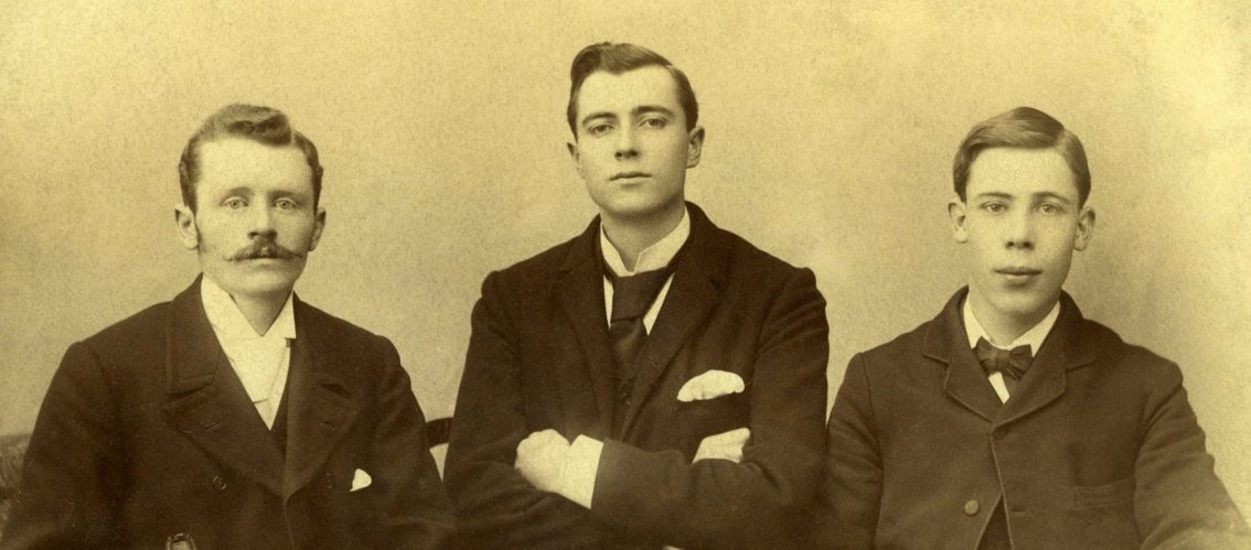Canadians Walter Gowans (23), Roland Bingham (25), and American Thomas Kent (21) had a vision to evangelise the 60 million least-reached people of sub-Saharan Africa.