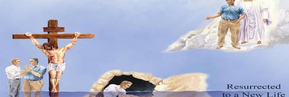 Salvation Through Christ (image Pinterest)
