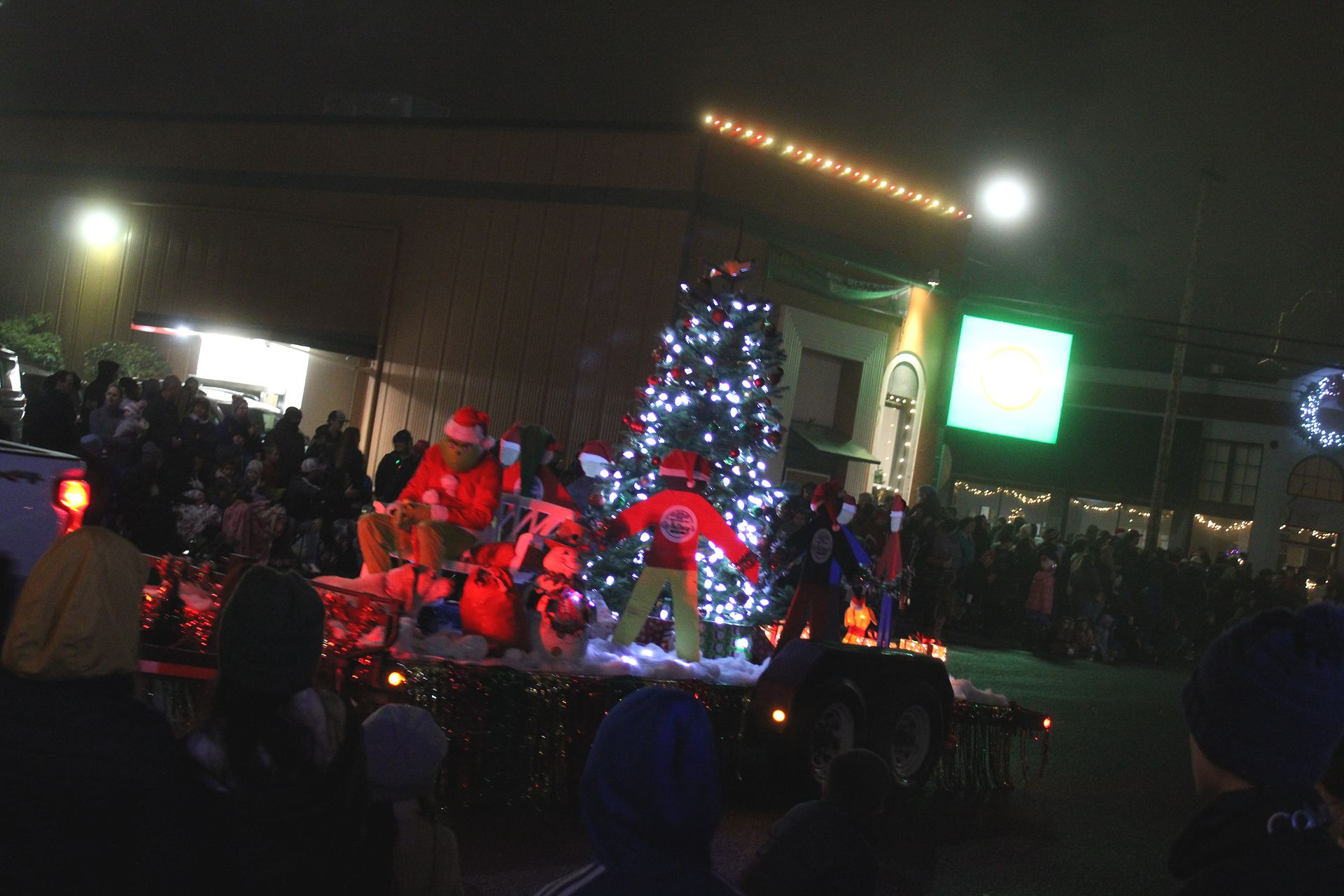 150 Montesano Festival of Lights December 14, 2019